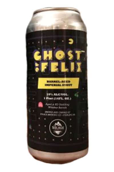Solace Brewing Ghost Of Felix