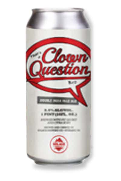 Solace Clown Question Double IPA