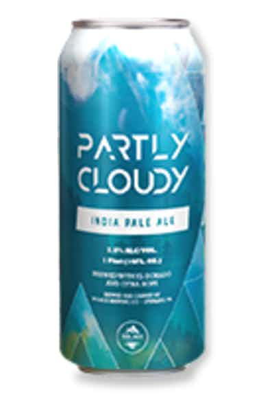 Solace Partly Cloudy IPA