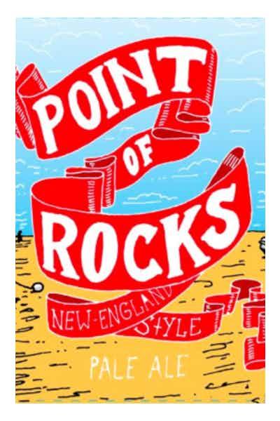 Solemn Oath Point Of Rocks Pale Ale
