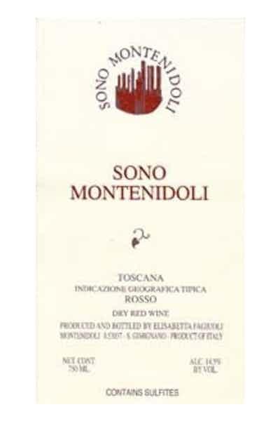 "Sono Montenidoli ""Sono Montenidoli"" Toscana IGT Rosso"