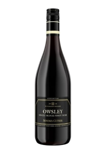 Sonoma-Cutrer Owsley Pinot Noir