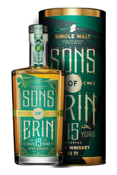 Sons Of Erin 15 Year