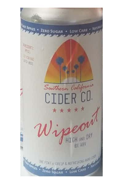 Southern California Cider Co. Wipeout Cider