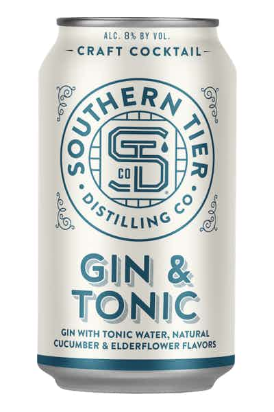 Southern Tier Gin & Tonic