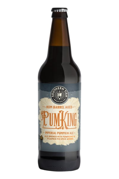 Southern Tier Imperial Rum Barrel Aged Pumking