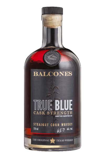 True Blue Cask Strength