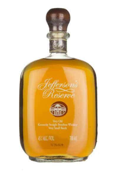 Single Barrel Jefferson's Reserve Bourbon Private Edition