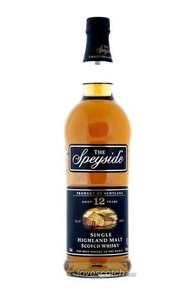 Speyside Scotch 12 Year