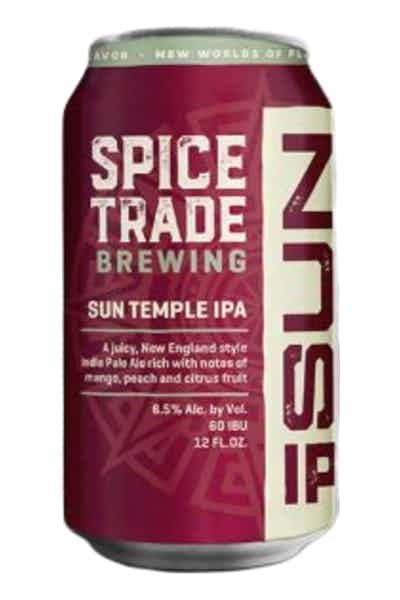 Spice Trade Brewing Sun Temple IPA