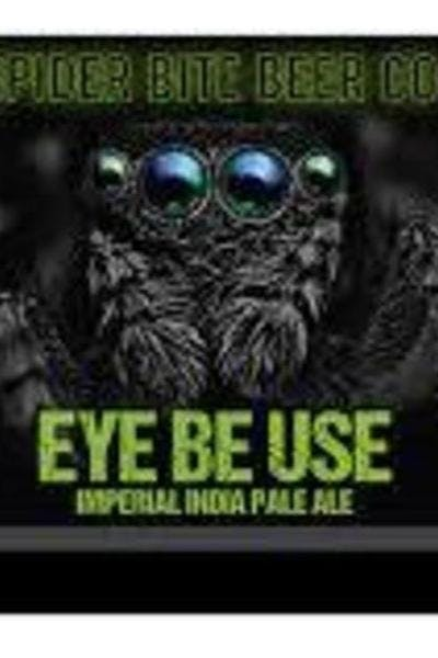Spider Bite Eye Be Use Imperial IPA
