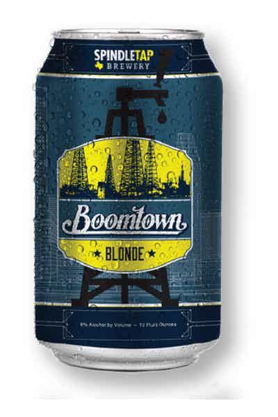 SpindleTap Boomtown Blonde