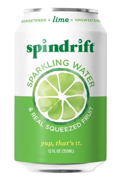 Spindrift Lime Sparkling Water
