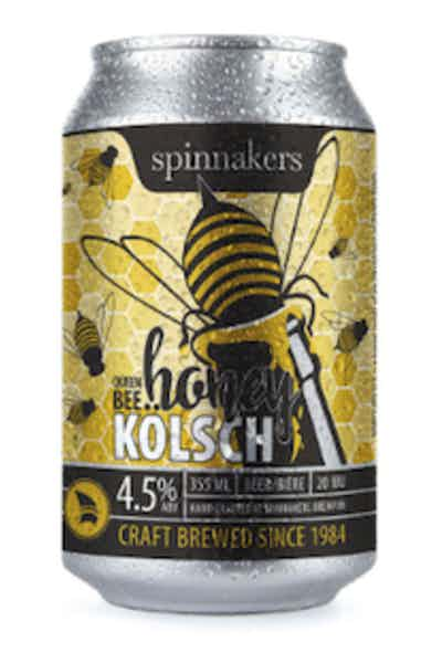 Spinnakers Queen Bee Honey Kolsch