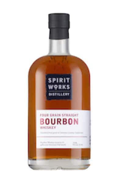 Spirit Works Distillery Four Grain Straight Bourbon