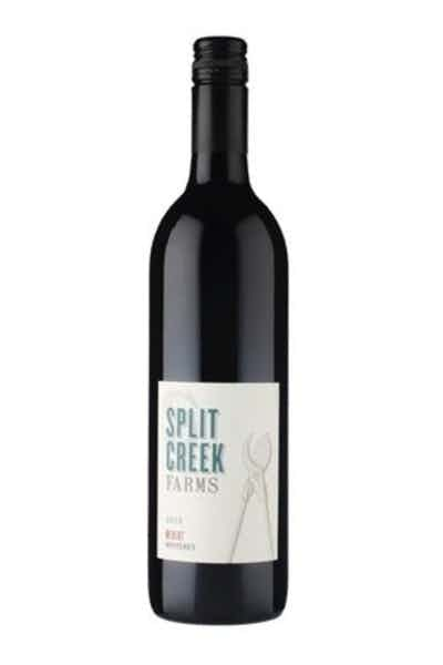 Split Creek Farms Central Coast Merlot 2012