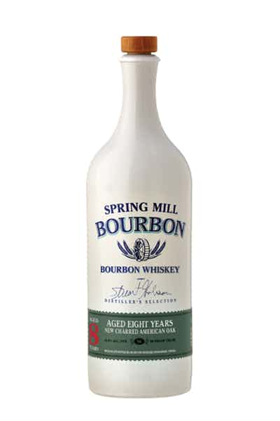 Spring Mill Bourbon 8 Year Old