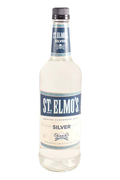 St Elmo Rum White