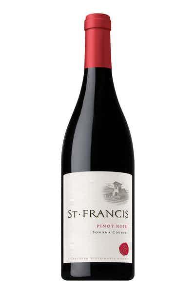 St. Francis Pinot Noir