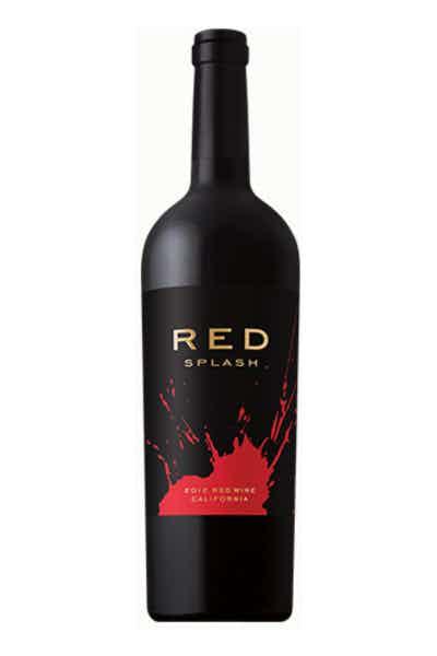 St Francis Red Splash
