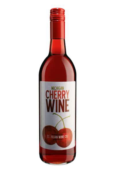 St Julian Wine Cherry