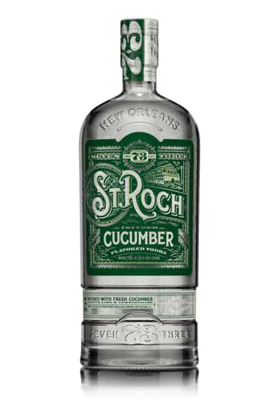 St Roch Cucumber Vodka