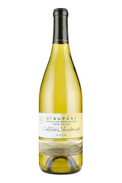St. Supery Oak Free Chardonnay