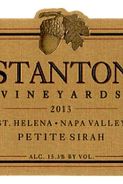 Stanton Vineyards Petite Sirah