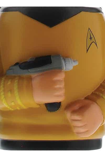 Star Trek Captain Kirk Kooler
