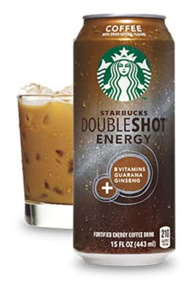 Starbucks Doubleshot Energy Coffee Drink