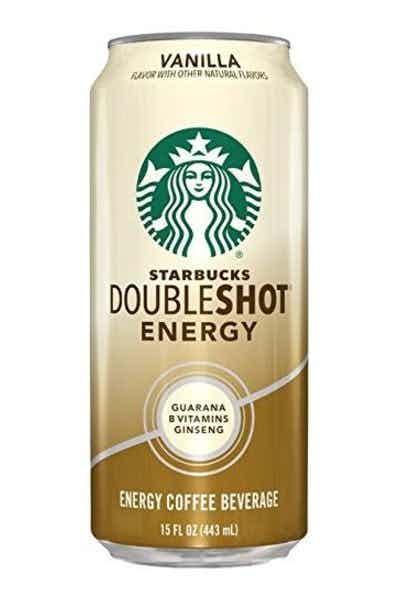 Starbucks Doubleshot Energy Vanilla Drink