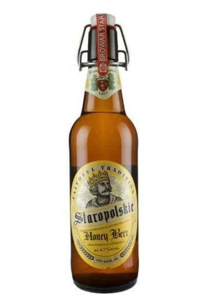 Staropolskie Miodne Honey Beer