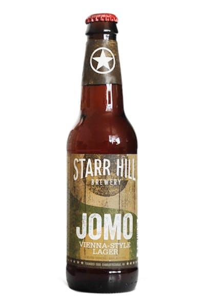 Starr Hill Jomo Lager