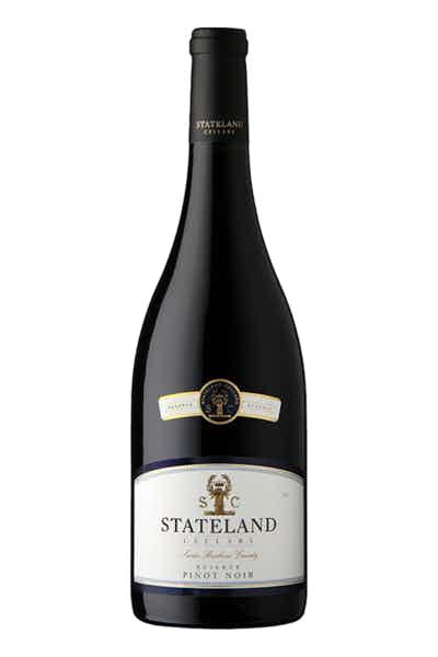 Stateland Cellars Pinot Noir Reserve