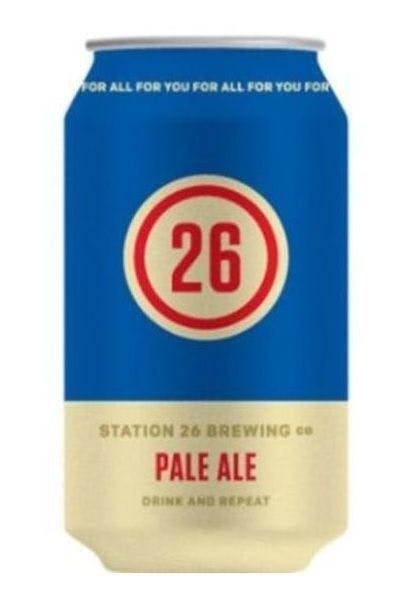 Station 26 Pale Ale