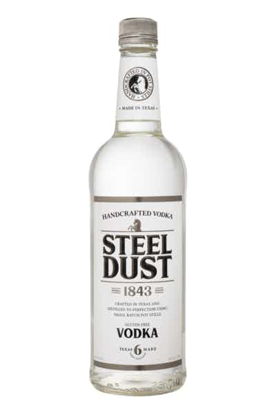 Steel Dust Vodka