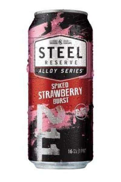 Steel Reserve Alloy Series Spiked Strawberry Burst