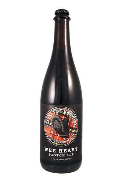 Steel Toe Wee Heavy Scotch Ale