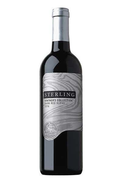 Sterling Vinter's Collection Dark Red Blend