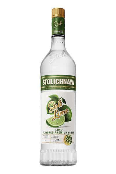 Stoli® Lime Vodka