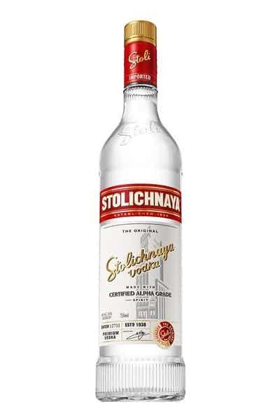 Stoli®/Bloody Mary Combo Pack