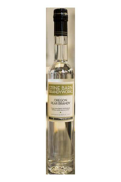 Stone Barn Oregon Pear Brandy