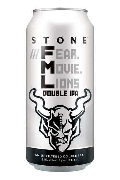 Stone Pilot: ///Fear.Movie.Lions Double IPA