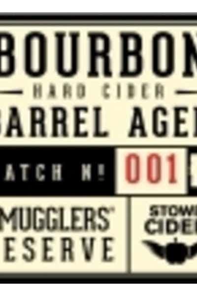 Stowe Cider Smugglers Reserve Bourbon Batch