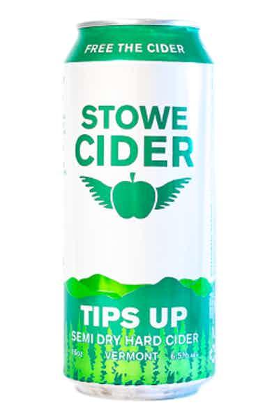 Stowe Tips Up Cider