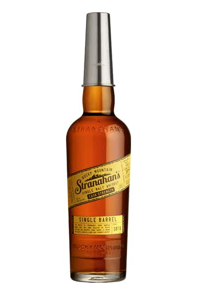 Stranahan's Cask Strength Whiskey- BevMo! Private Collection
