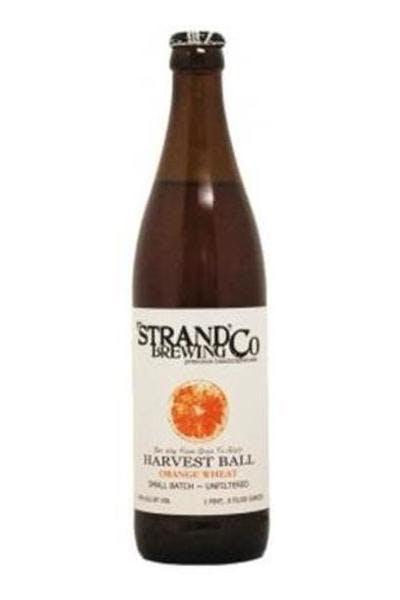 Strand Harvest Ball