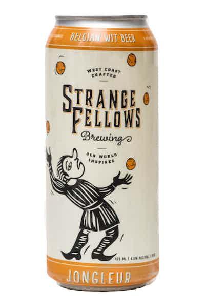 Strange Fellows Jongleur Belgian Wit