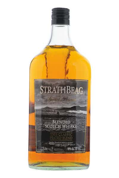 Strathbeag Blended Peated Scotch Whisky
