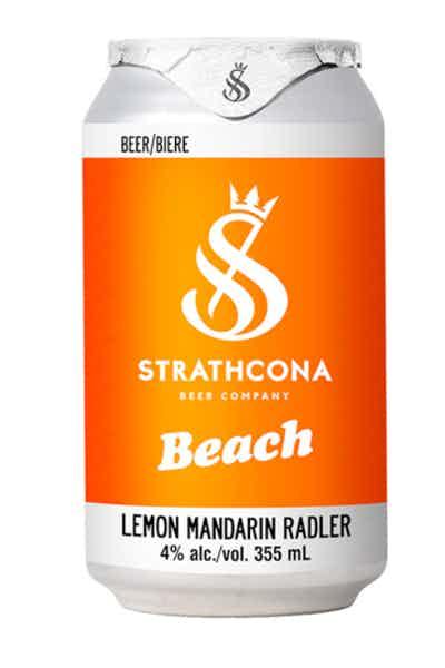 Strathcona Lemon Mandarin Radler